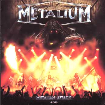 Metalium - Metalian Attack Part I
